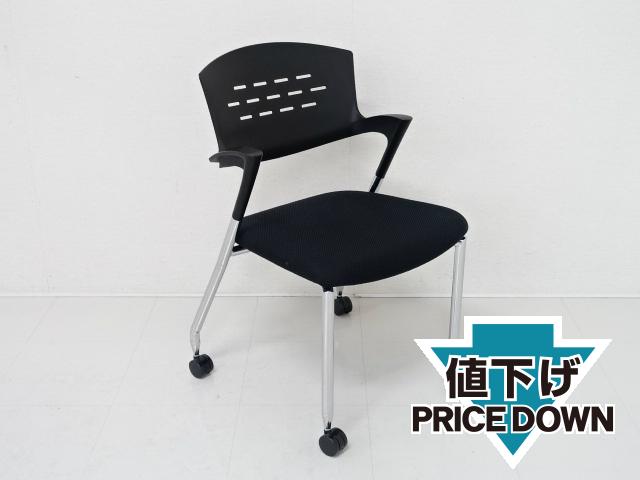 21216 チェアー・ミーティングチェアー 商品説明へ:中古オフィス家具・楽市