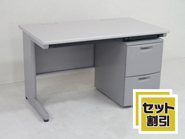 22385 デスク・平デスク・フリーアドレス 商品説明へ:中古オフィス家具・楽市