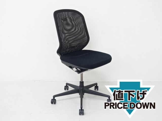 23659 チェアー・OAチェアー 商品説明へ:中古オフィス家具・楽市