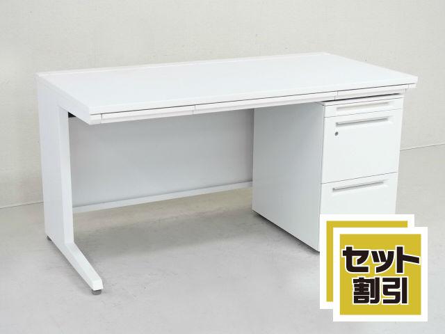 28375 デスク・平デスク・フリーアドレス 商品説明へ:中古オフィス家具・楽市