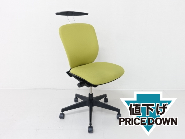 28578 チェアー・OAチェアー 商品説明へ:中古オフィス家具・楽市