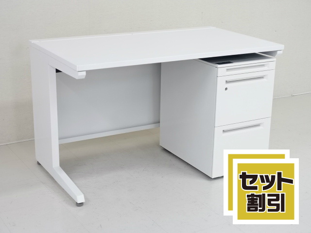 29013 デスク・平デスク・フリーアドレス 商品説明へ:中古オフィス家具・楽市