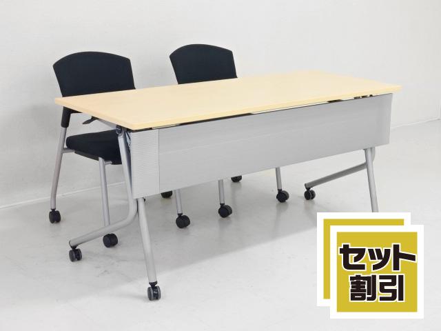 29149 テーブル・折たたみテーブル 商品説明へ:中古オフィス家具・楽市