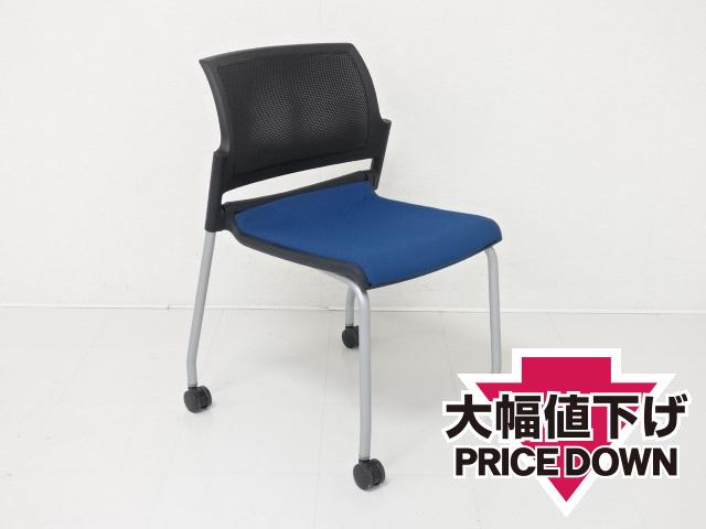 29182 チェアー・ミーティングチェアー 商品説明へ:中古オフィス家具・楽市