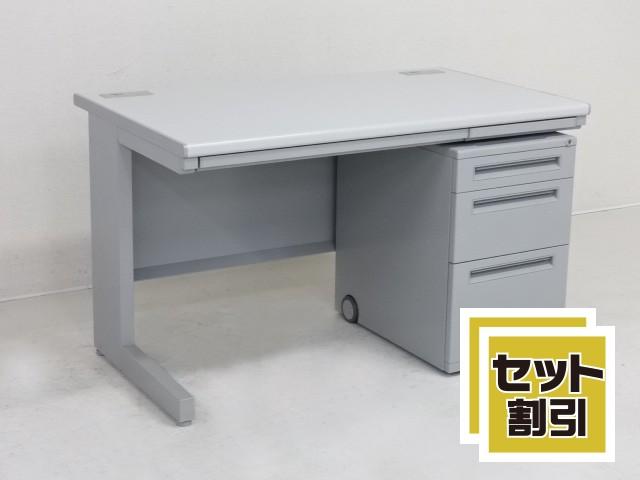 29813 デスク・平デスク・フリーアドレス 商品説明へ:中古オフィス家具・楽市