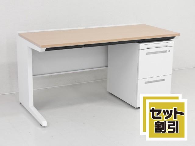 30173 デスク・平デスク・フリーアドレス 商品説明へ:中古オフィス家具・楽市