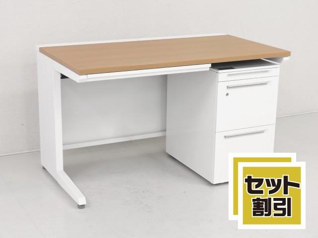 30798 デスク・平デスク・フリーアドレス 商品説明へ:中古オフィス家具・楽市