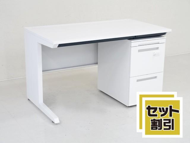 31246 デスク・平デスク・フリーアドレス 商品説明へ:中古オフィス家具・楽市