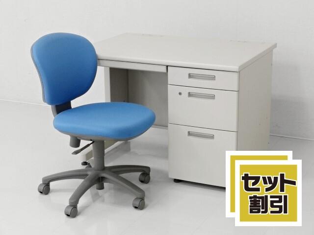 31280 デスク・片袖・両袖デスク 商品説明へ:中古オフィス家具・楽市