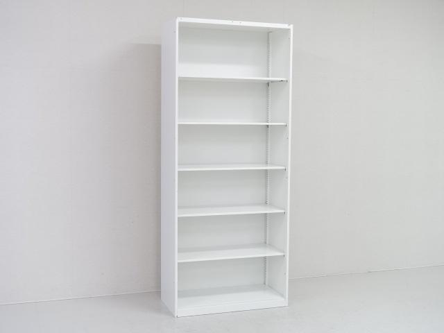 17855 キャビネット・オープン書庫 商品説明へ:中古オフィス家具・楽市