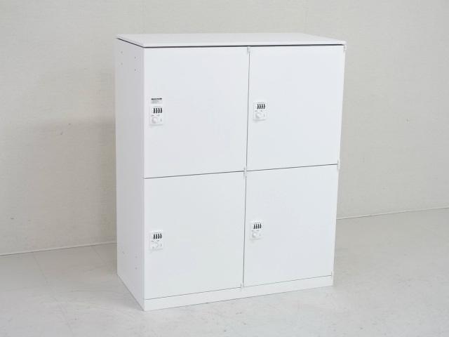 24986 キャビネット・ロッカー 商品説明へ:中古オフィス家具・楽市