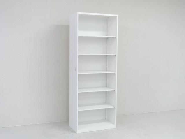 26273 キャビネット・オープン書庫 商品説明へ:中古オフィス家具・楽市
