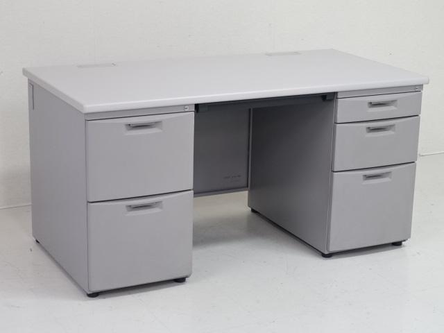 26662 デスク・片袖・両袖デスク 商品説明へ:中古オフィス家具・楽市