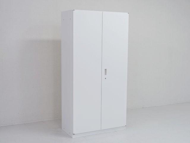 27296 キャビネット・両開き書庫 商品説明へ:中古オフィス家具・楽市