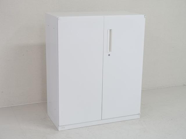 27425 キャビネット・両開き書庫 商品説明へ:中古オフィス家具・楽市
