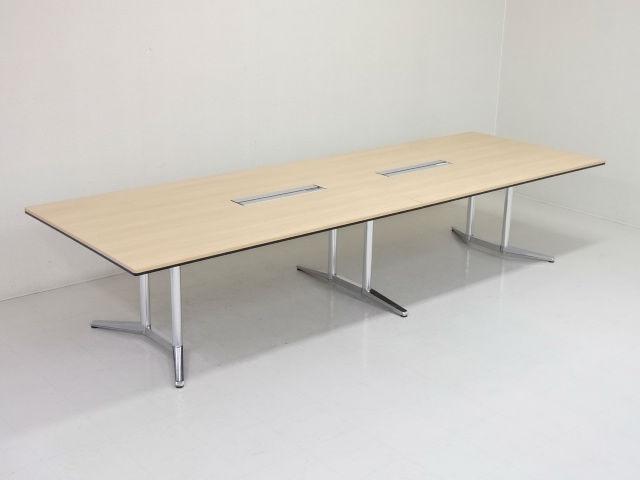 27957 テーブル・大型テーブル 商品説明へ:中古オフィス家具・楽市