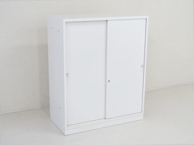 31378 キャビネット・引違い書庫 商品説明へ:中古オフィス家具・楽市