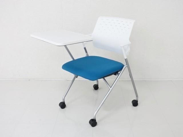 31555 チェアー・ミーティングチェアー 商品説明へ:中古オフィス家具・楽市